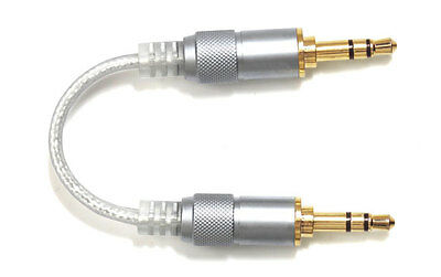 FiiO L16 3.5mm to 3.5mm plug. 5cm Stereo Audio Cable. FREE UK Postage