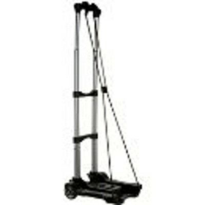 Samsonite Luggage Compact Folding Cart Size: One Size Color: Black Imported NEW