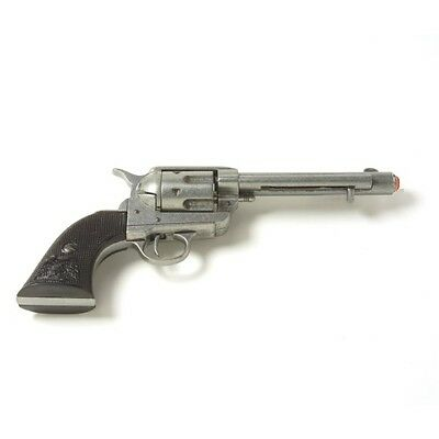 M1873 Old West Frontier Revolver Replica - Antique Gray Finish