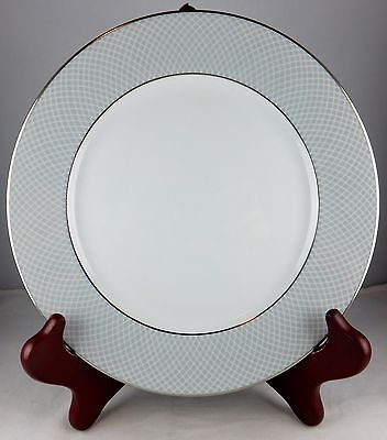 Block Spal China Grey Dawn Pattern Salad Plate Portugal - Excellent