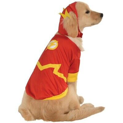 Flash Pet Costume Pet The Flash Halloween Fancy Dress