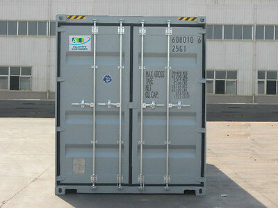 Storage Containers: New 20' Hc Container