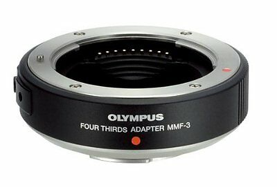 Olympus MMF-3 Four Thirds Adapter  for Four Thirds Lenses NEW Official