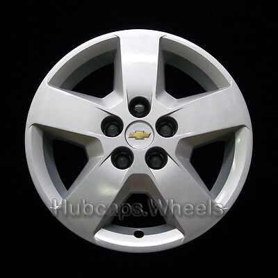 Chevy HHR and Malibu 2007-2011 Hubcap - Genuine GM Factory OEM 3275 Wheel Cover