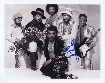 The Isley Brothers - Ron Isley - Authentic Autographed 8x10 Photograph