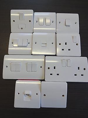 MK Logic Plus  switches  & sockets & accessories  FREE DELIVERY
