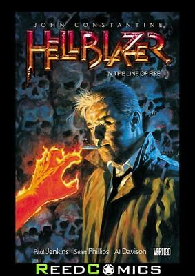 HELLBLAZER VOLUME 10 IN THE LINE OF FIRE GRAPHIC NOVEL New Paperback #97-107