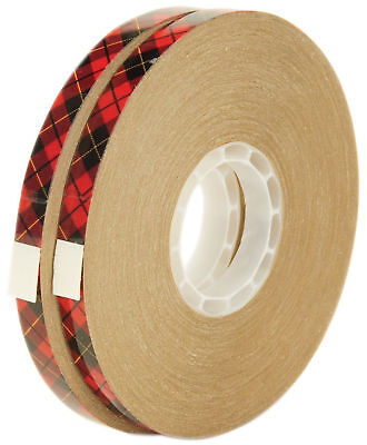 3M Scotch Advanced Tape Glider Refill Rolls General Purpose 2 pk 1/4 in 6.3mm