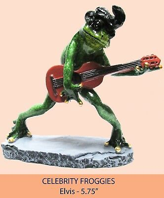 Celebrity Froggies - Elvis