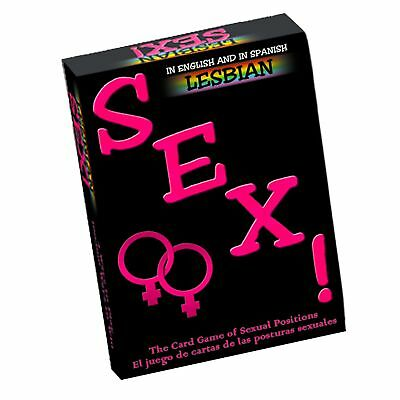 Lesbian Sex! Cards Fantasy Game FAST DISCREET POST Adult Couples