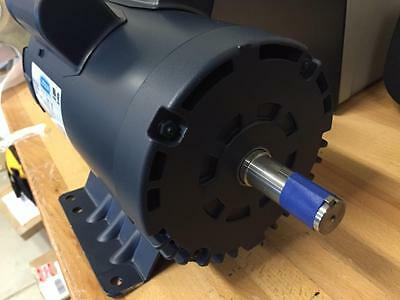 5 HP Compressor Motor Electric  Ingersoll Rand 23220064 or 23378805 or 54421193