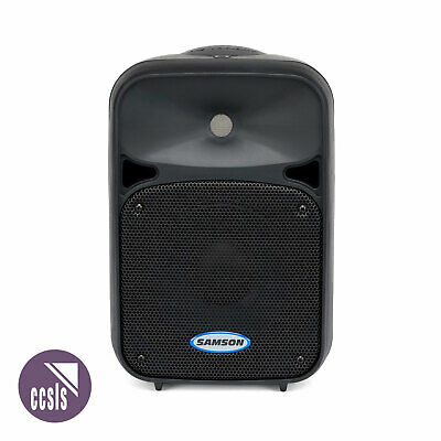 Samson Auro D208 200W Powered 2-Way Active Loudspeaker