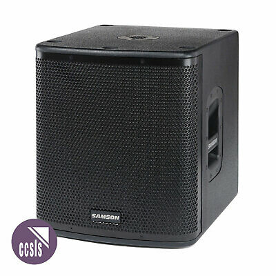 Samson Auro D1200 700W Powered Active Subwoofer