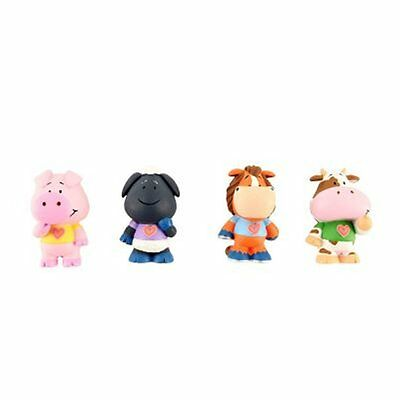 Resin Farm Animals Fridge Magnets Heartfelt Friends 61831  0B