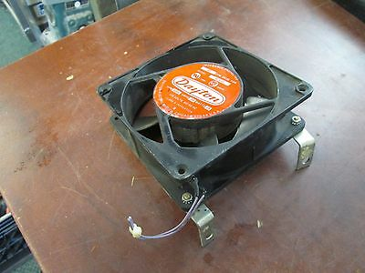 Dayton Axial Fan 4C549 100CFM 3000RPM .20A 15W 115V 60/50Hz Used