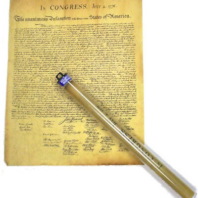 Large Poster 23 x 29 Declaration of Independence Rolled Tube