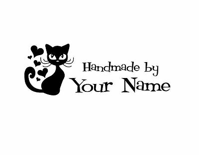 Personalized  Custom Made  Rubber Stamps Unmounted H86