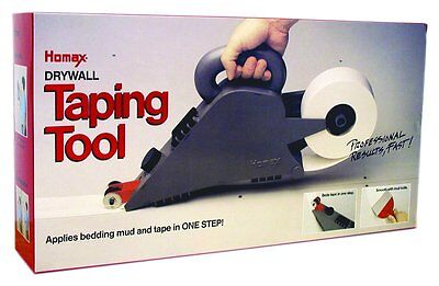 Homax 6500 Drywall Taping Tool Applies 60 feet of tape and mud in 60 by Homax