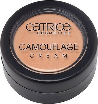 CATRICE -   CATRICE - CAMOUFLAGE CREAM - ANTI CERNES - N°025 Rosy Sand