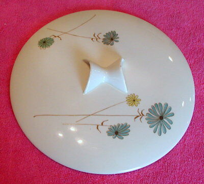 """Iroquois (Lazy Daisy) 9 7/8"""" DUTCH OVEN LID by Ben Seibel"""
