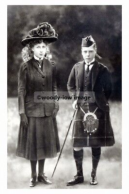 mm961 - Princess Mary & Prince of Wales - photo 6x4