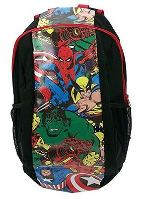 Marvel Comics Urban School Bag Rucksack Backpack Brand New Gift