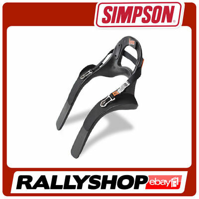 """SIMPSON HANS III device, Size M 20 degrees up to 17"""" collar size CHEAP DELIVERY"""
