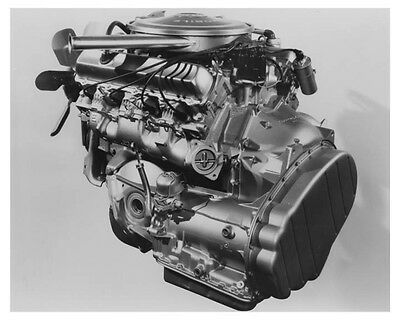 1966 Oldsmobile Toronado Engine Automobile Factory Photo ch7026