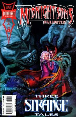 Midnight Sons Unlimited (1993-1995) #6