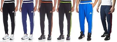 New Men's ADIDAS TIRO15 Slim Soccer Training Pant Climacool - All Colors - S-XXL