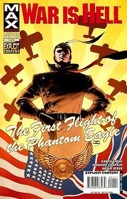 War is Hell - First Flight of the Phantom Eagle (2008) #1 of 5