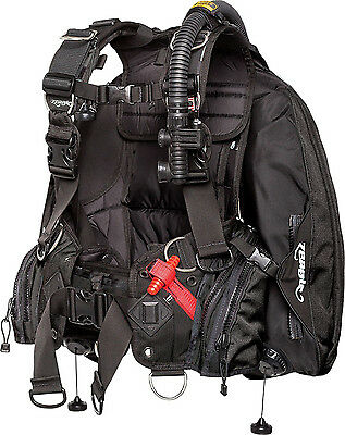 Zeagle Ranger LTD BCD Scuba Diving Buoyancy w/Pouches 7909RK NEW LG