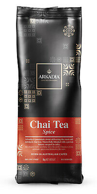 12 x 1kg SPICE ARKADIA CHAI latte chai powder chai tea cafe drink tea latte