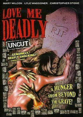 Love Me Deadly, Uncut (DVD, 2008) A Hunger From Beyond The Grave