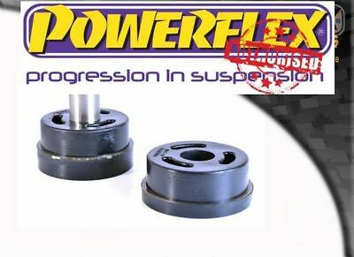PFR69-124BLK fit BLACK Powerflex RR Subframe-FR Outrigger To Chassis Right Side