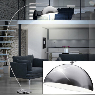 led stehlampe deckenfluter stehleuchte beleuchtung stand. Black Bedroom Furniture Sets. Home Design Ideas