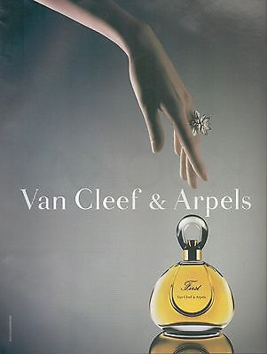 ▬► PUBLICITE ADVERTISING AD PARFUM PERFUME Van Cleef & Arpels 2007