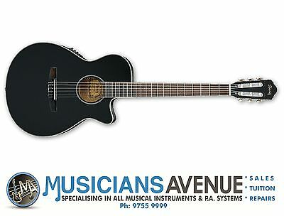 Ibanez AEG8TNE Thin line classical acoustic electric guitar