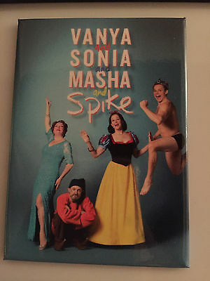 Vanya and Sonia and Masha and Spike Broadway magnet