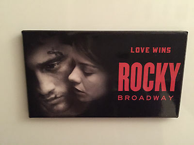 Rocky the Musical Broadway magnet