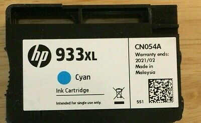 Genuine HP 951XL Cyan Ink Cartridges CN046AE for OfficeJet 8100 8600 -Brand New