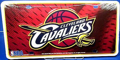 Novelty NBA license plate Cleveland Cavaliers new aluminum auto tag made in USA