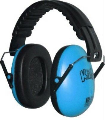 EDZ KIDZ Earmuffs for baby and kids 6 months-16 yrs - BLUE IS BACK IN STOCK ATM