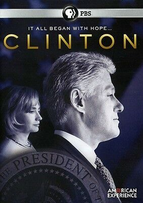 American Experience: Clinton (2012, DVD New) WS