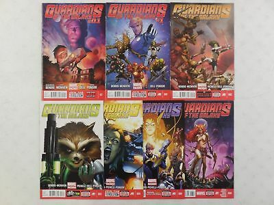 GUARDIANS of the GALAXY Comic Lot # 0.1 1 2 3 4 5 6 NM/UNREAD Marvel GROOT