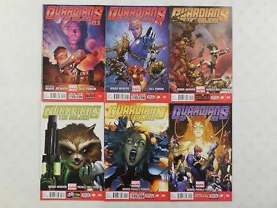 GUARDIANS of the GALAXY Comic Lot # 0.1 1 2 3 4 5 NM/UNREAD Marvel GROOT