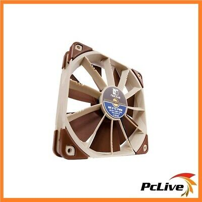NEW Noctua 120mm NF-F12 PWM Focused Flow  Cooling Fan Excellent Quiet Silent