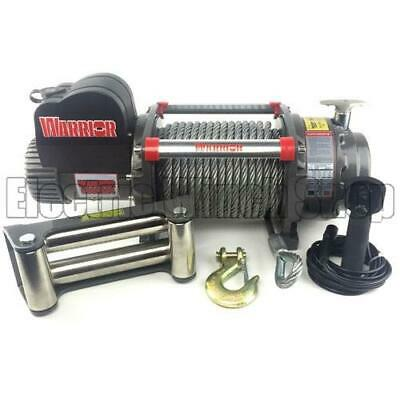 Warrior Samurai 20000 12v Electric Winch