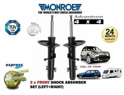 FOR BMW X3 E83 XDRIVE  2004-  2 x FRONT SHOCK ABSORBER SHOCKER STRUT SET