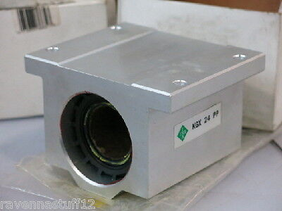 Ina Kgx24Pp Linear Rail Bearing Blocks (New In Box)